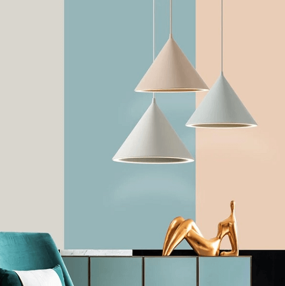Philida - Minimalist Modern Hanging Pendant Light - at´creative