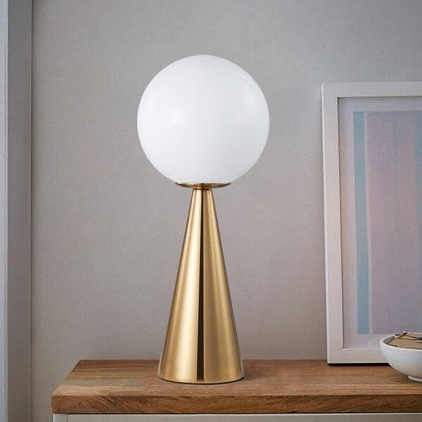 Quinn - Cone Table Lamp - Atcreative