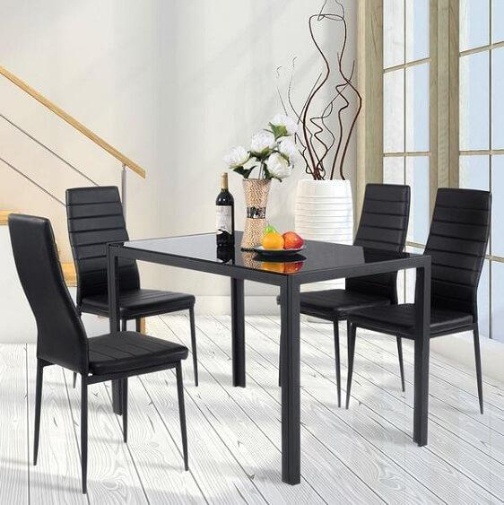 Rosadita - Five Piece Dining Set