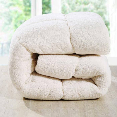 Shearling Winter Duvet - Atcreative