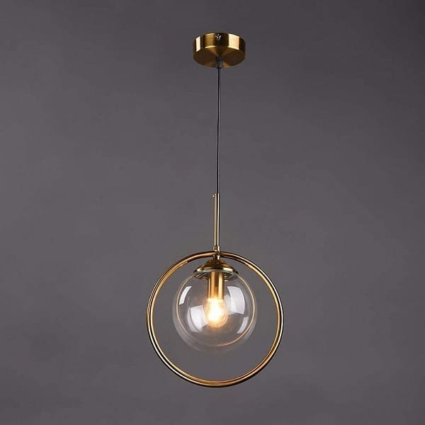 Silvana - Modern Ring Pendant Light - at´creative