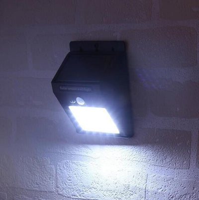 Solar Lamp Wall Sensor Light - Atcreative