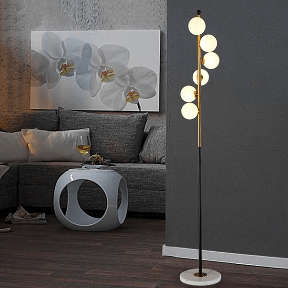 Sonja - Modern Nordic Floor Lamp - Atcreative