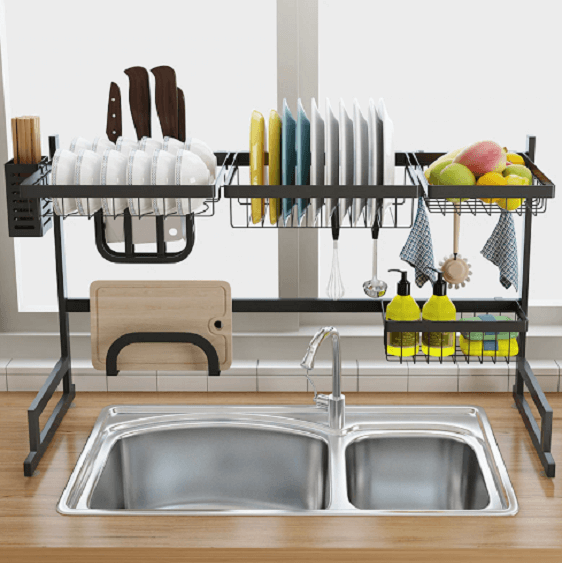 Stainless Steel Drain Rack - Atcreative
