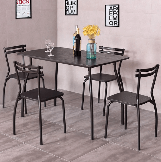 Tigra - Five Piece Dining Set