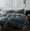 Tranquility Duvet Cover Set (Egyptian Cotton) - Atcreative