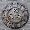 Vintage Industrial Wall Clock - Atcreative