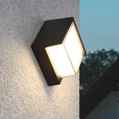 Xavier - LED Patio Lamp - Atcreative
