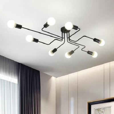 Zenya Modern LED Ceiling Light - Atcreative