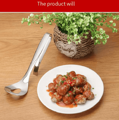 Household Quickly Make Meatball Spoon - Atcreative
