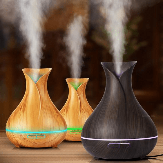 Aromatherapy Essential Oil Diffuser Humidifier - at´creative