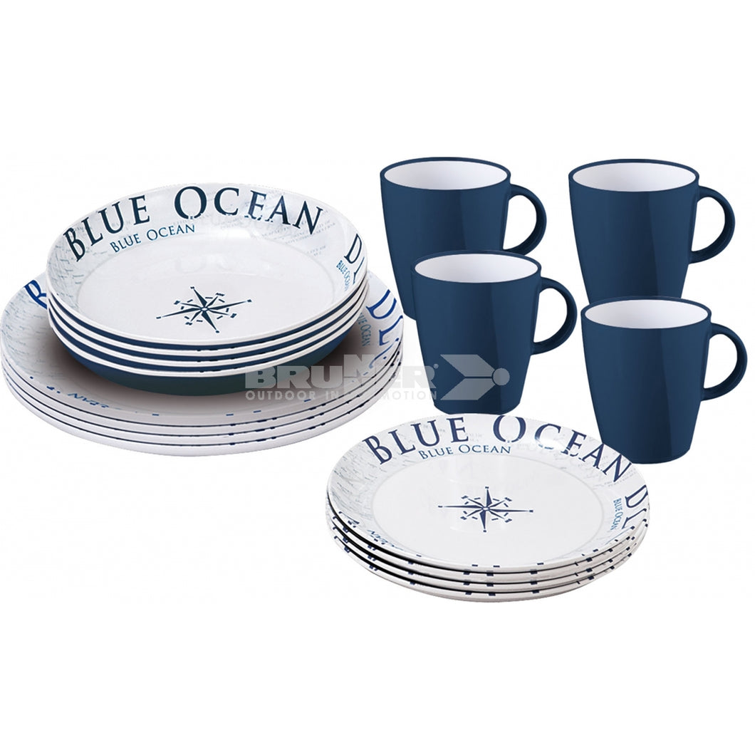 LUNCH BOX BLUE OCEAN