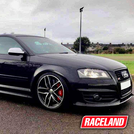 Audi A3 8P Ultimo Coilovers 55mm Strut Diameter on Car