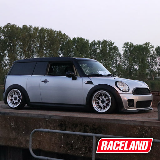 Mini R55 Clubman Coilovers (2007-2014) on Car