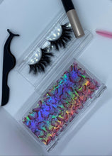 Load image into Gallery viewer, Butterfly Kisses Magnetic Lashes Set