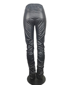 As Always Faux Leather Pants
