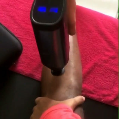 Try another way to deal with your sore muscles | Vulken Percussion Vibrating Massage Gun