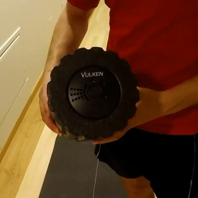 How to get a easier and faster recovery? Foam Rolling with Vulken VulkRoll!