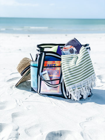 vulken beach bag review