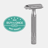 Rockwell 6S - Adjustable Stainless Steel Safety Razor