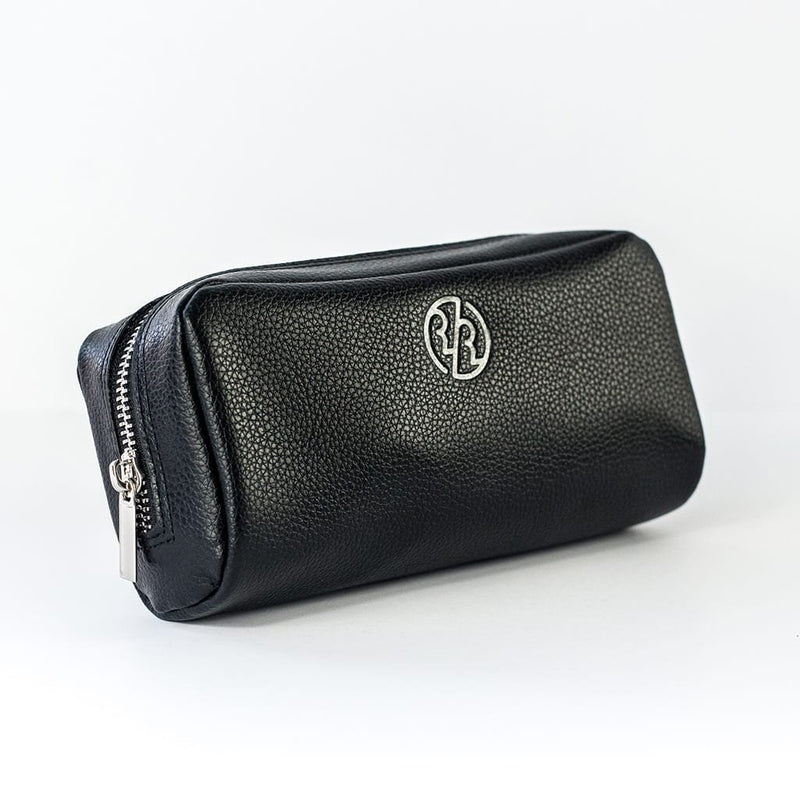 Rockwell Genuine Leather Dopp Kit - Accessories, Rockwell Razors