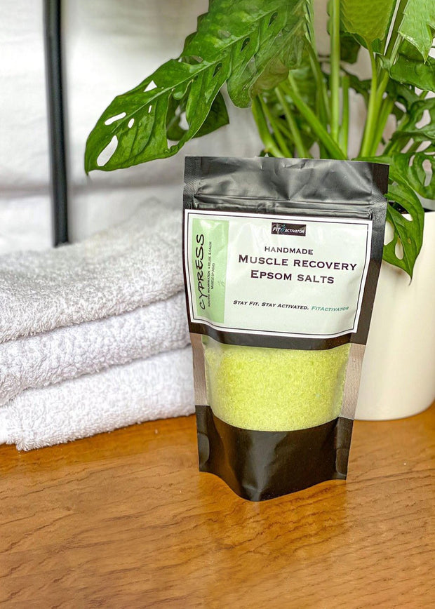 Muscle Recovery Epsom Salts - FitActivator