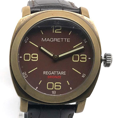 Magrette Regattare Bronze