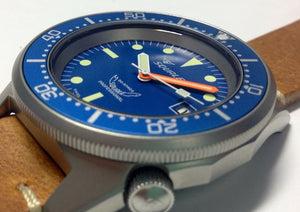 Squale 1521 BLASTED BLUE