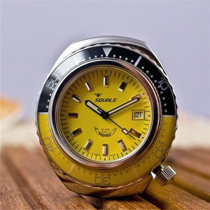 Squale 101 Atmos Yellow Mesh - 2002