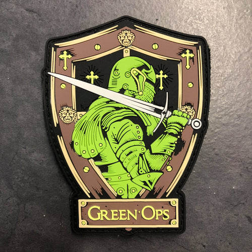 Patches Green Ops Sword