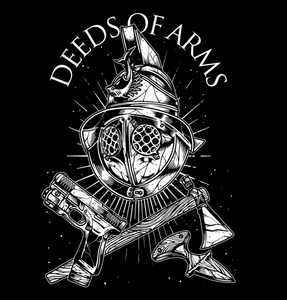 T-shirt Deeds of Arms V1