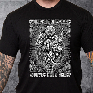 T-Shirt Steppenwolf Black
