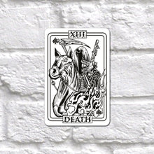 Load image into Gallery viewer, Death Horse Sticker