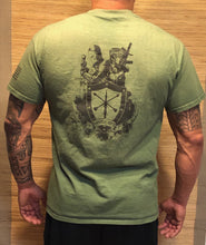 Load image into Gallery viewer, T-shirt Green Ops, Green Knight