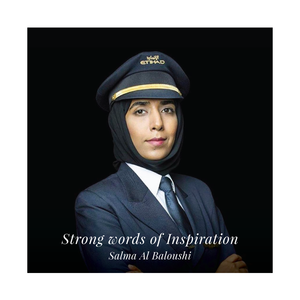 6 Inspirational Questions with Salma Al Baloushi