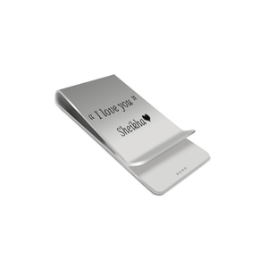 Possibilités Cash and Card Clip - Quote