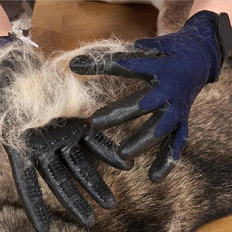 Paw Huggies De-Shedding Glove Brush