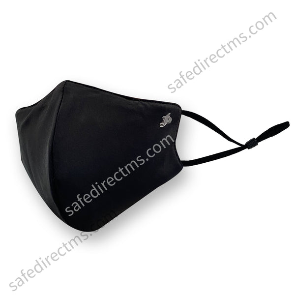 Reusable Cloth Masks BFE > 95% (Black)