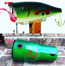 Load image into Gallery viewer, Fishing Lure Mailbox