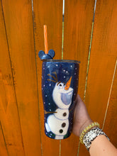 Load image into Gallery viewer, Hand painted OLAF