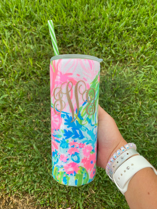 Fished my wish Lilly Pulitzer Sparkle