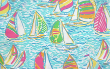 Load image into Gallery viewer, You gotta regatta Lilly Pulitzer Sparkle
