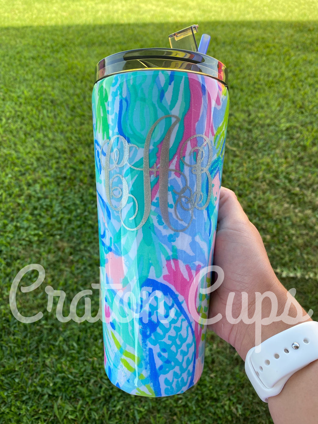 Mermaids Cove Lilly Pulitzer Sparkle