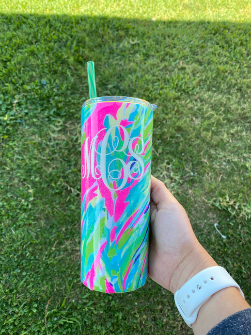 Shady Lady Lilly Pulitzer Sparkle