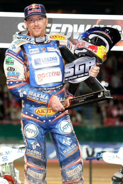 Jason Crump Speedway Grand Prix World Champion Greatest