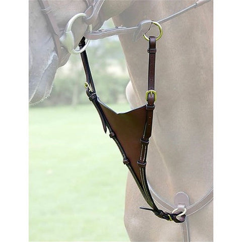 Dy'on Bib Attachment - Vision Saddlery