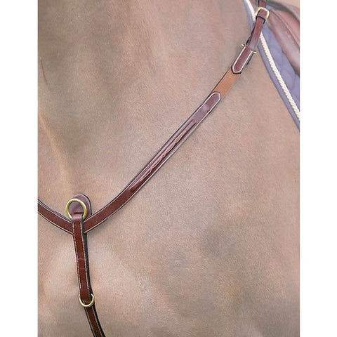 Dy'on Fancy Breastplate - Vision Saddlery