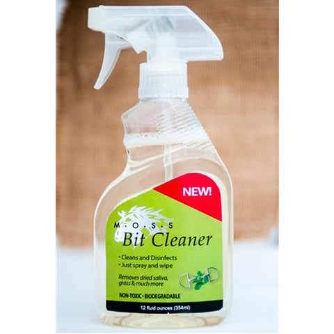 Moss Bit Cleaner, Peppermint - Vision Saddlery