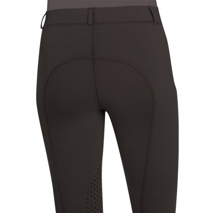 Ovation Youth Aerowick Knee Patch Riding Tights - Vision Saddlery