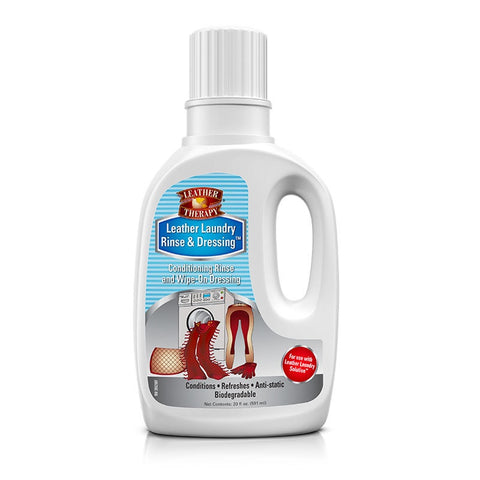 Leather Therapy Leather Laundry Rinse & Dressing - Vision Saddlery
